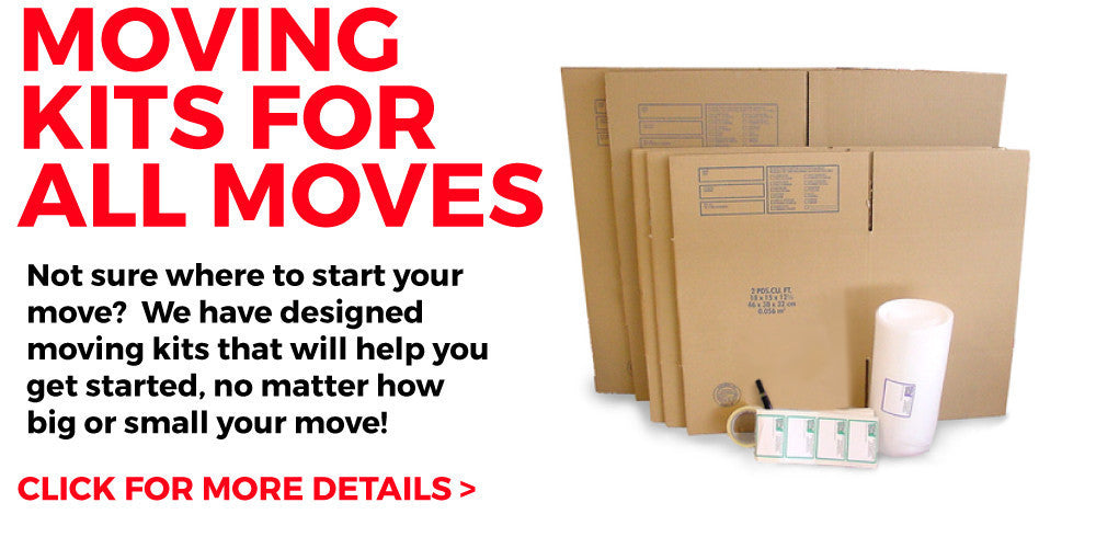 Toronto Moving Store Kits