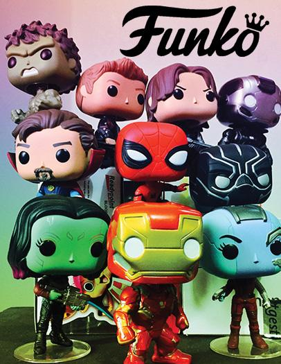 Funko Toys and Collectibles