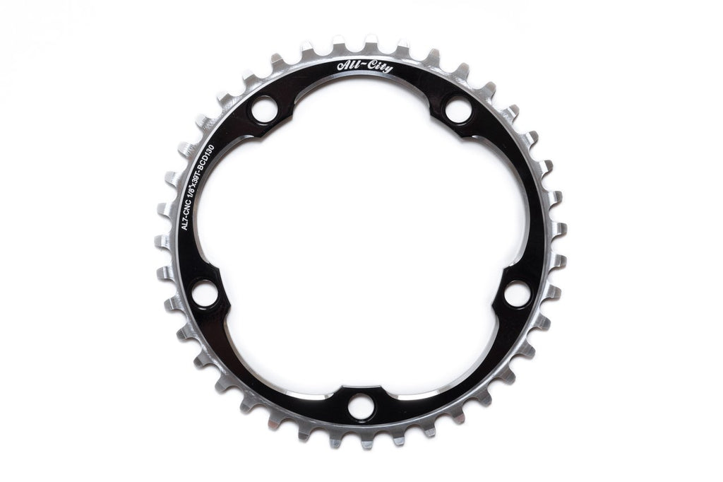 All-City - 39T 612 Track Ring (130 BCD) (Ships via USA)