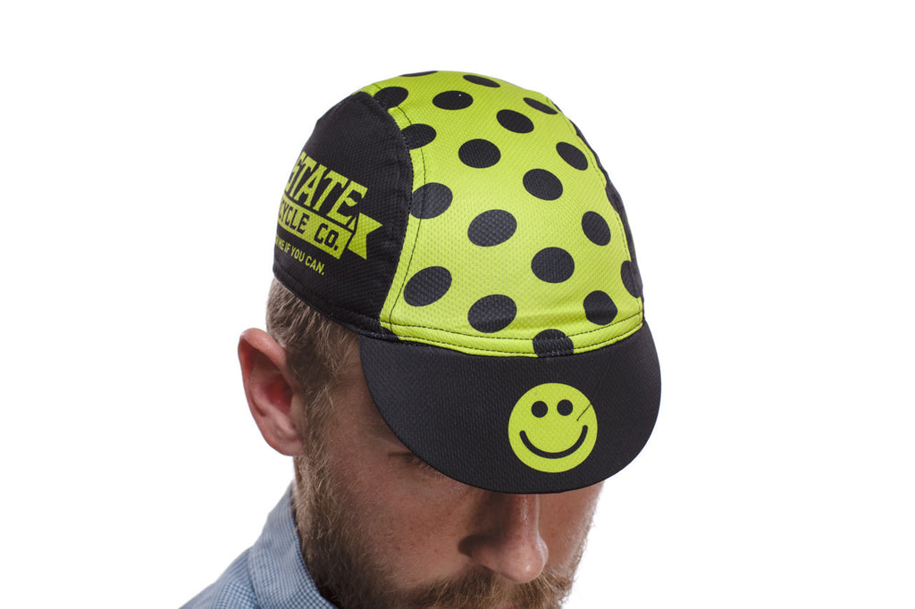 'Have A Nice Day' Cycling Cap
