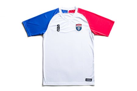 "State Bicycle Co ""SBC FC"" Football Shirt (Black/White) (Ships via USA)"