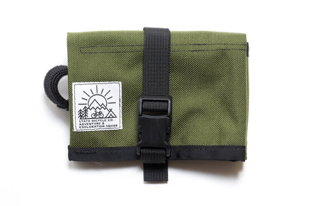 SBC x Road Runner - Bike Tool Roll/Pouch (Ships via USA)