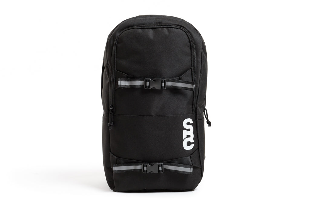 State Bicycle Co. Zip-up Backpack (Black) (Ships via USA)