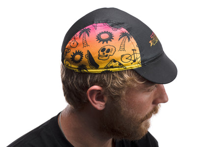 State Bicycle Co. 'Doodle' Cap (Ships via USA)