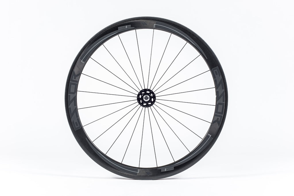 Essor USA - Rush 46mm Carbon Clincher Track Wheel Set