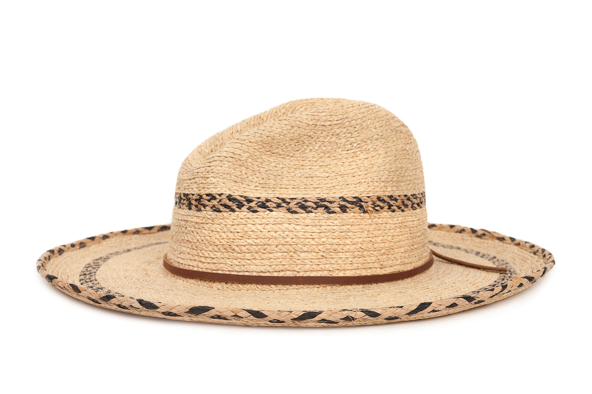 Brixton Holland Fedora - Light Tan