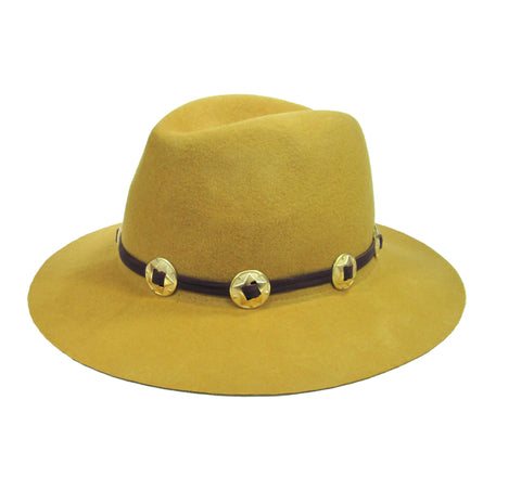 lovely bird cactus fedora