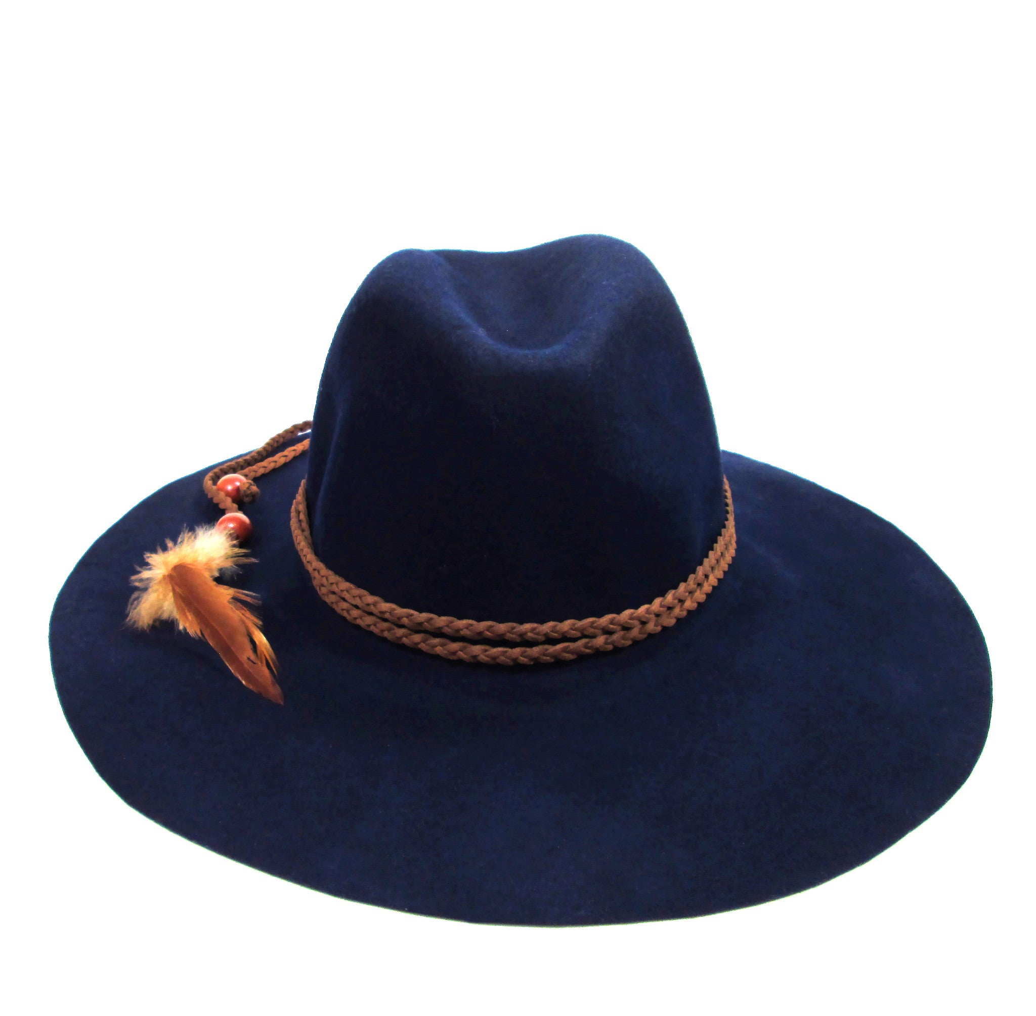 Lovely Bird Buenes Aires Fedora / Navy