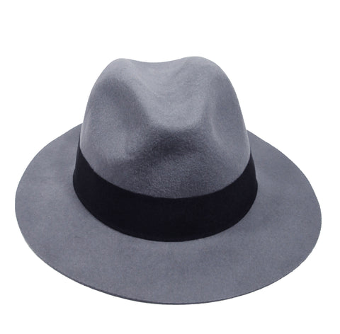66 The Label Fedora Grey