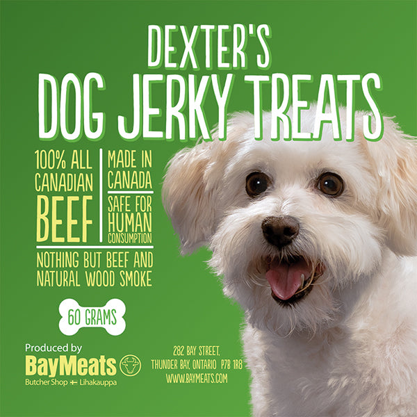 Dexter's Dog Jerky Treat