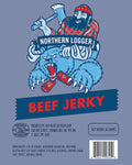 Craft Beer Jerky - SLEEPING GIANT Northern Logger 60g
