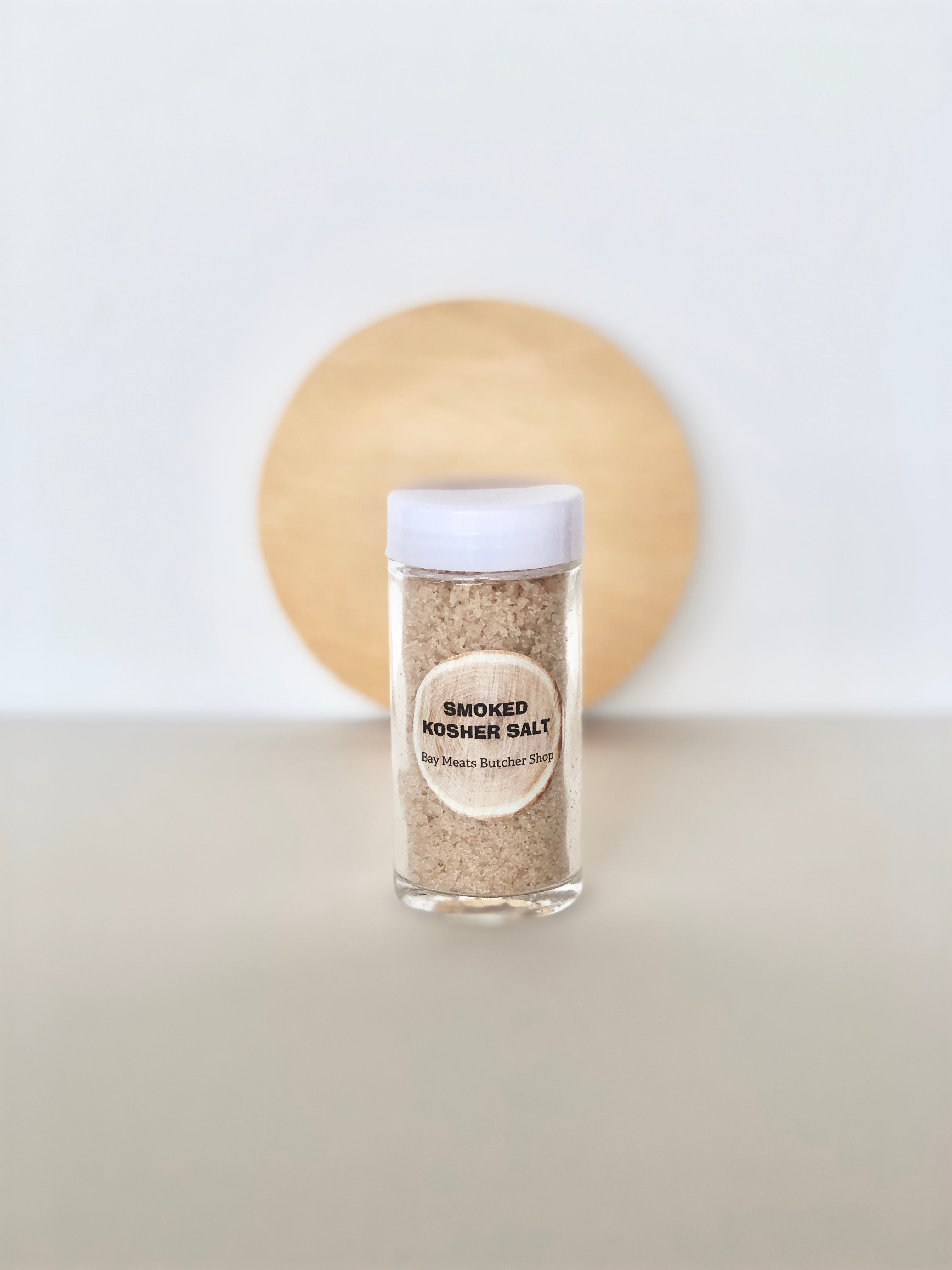 Smoked Spices - Atlantic Sea Salt 80g