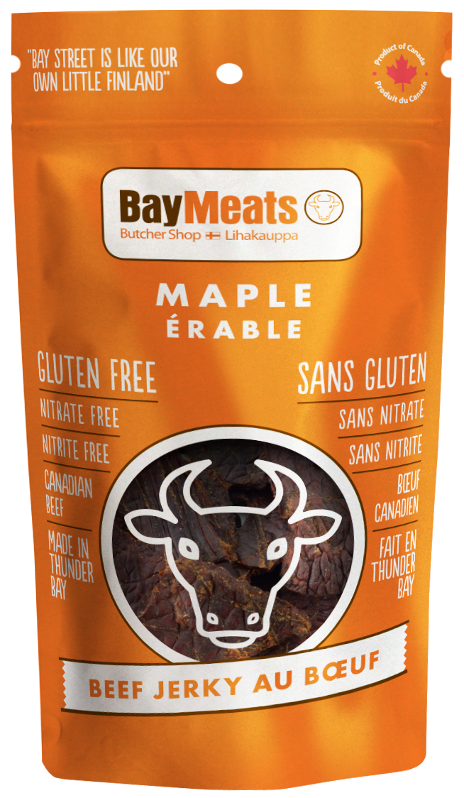 Beef Jerky - MAPLE - Single Pack