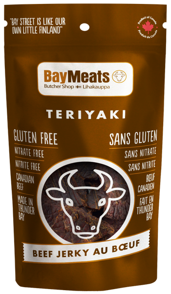 Beef Jerky - TERIYAKI - Single Pack