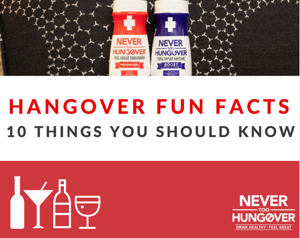 Hangover Fun Facts - 10 Things You Should Know!
