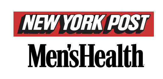 New York Post and Men's Health feature our products in head-to-head reviews