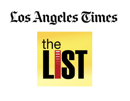 We're featured in the LA Times & ABC's The List!