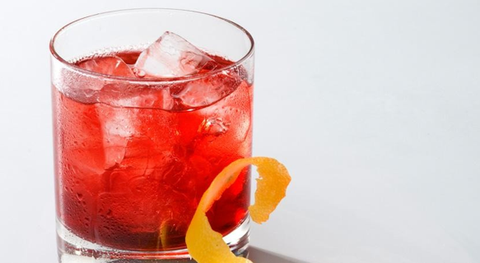 How to make Campari & Soda