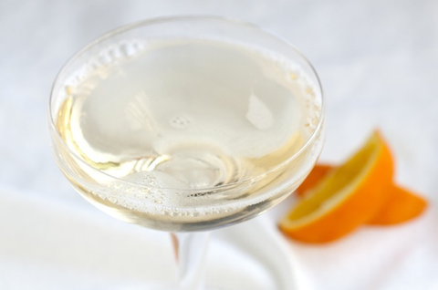 How to make St. Germain & Champagne