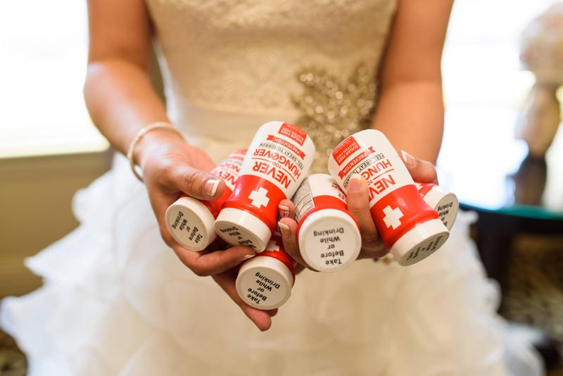Hangover-Free Wedding with DrinkAde