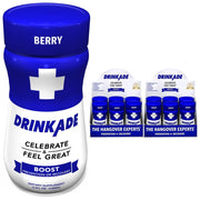 Two six packs of DrinkAde Boost