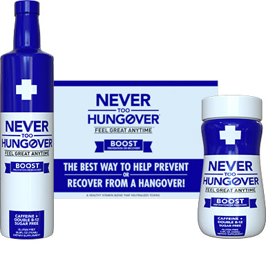 Shop NEVER TOO HUNGOVER BOOST