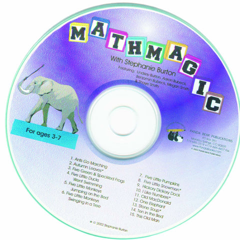 MathMagic CD