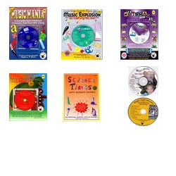 Circle Time Connections Curriculum Series- Free Shipping and Super Sale!!