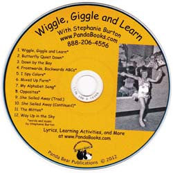 Wiggle, Giggle and Learn CD