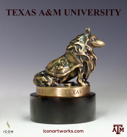 Reveille Desktop Sculpture