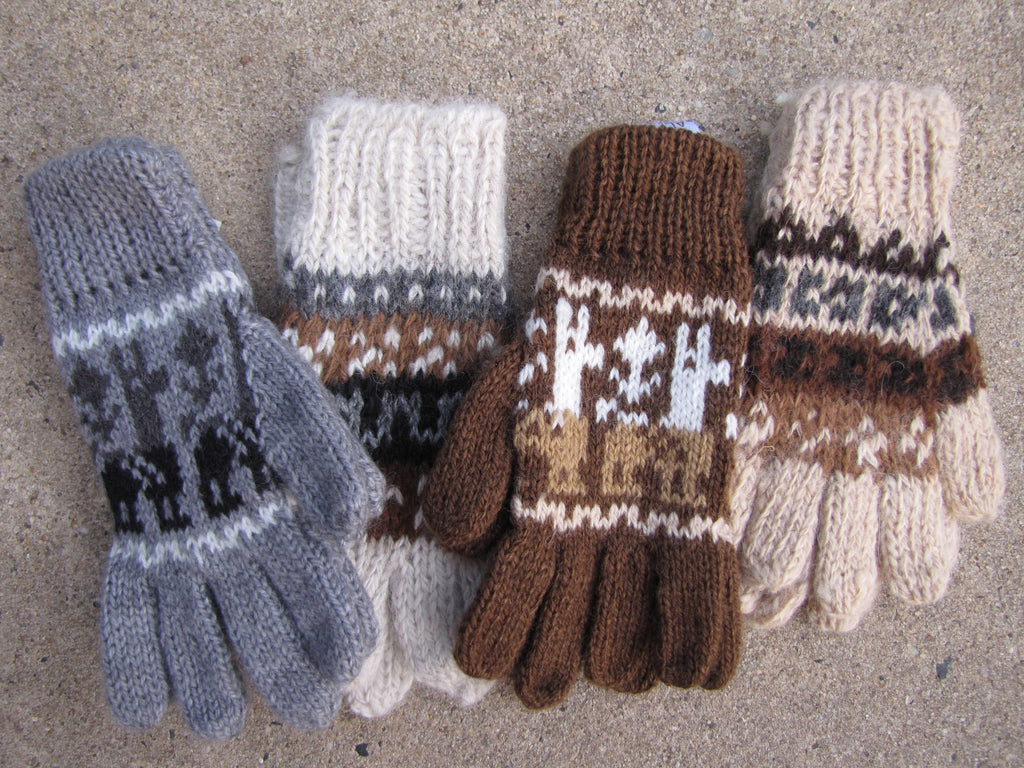 Alpaca Blend Children's Gloves