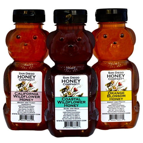 Buy Local Honey from San Diego Hives