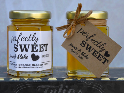 Wedding Party Corporate Favors San Diego Honey Company
