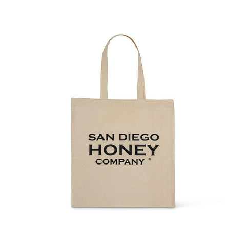 California Honey Tote Bag - San Diego Honey Company®