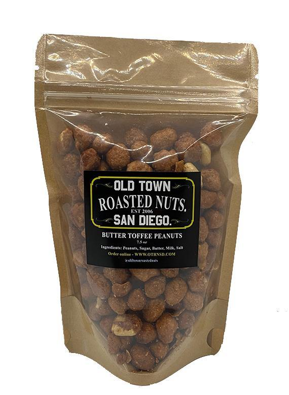 Butter Toffee Peanuts | San Diego Honey Company®