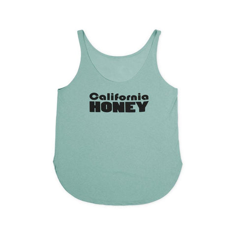 California Honey Tank - Stonewash Green - San Diego Honey Company®