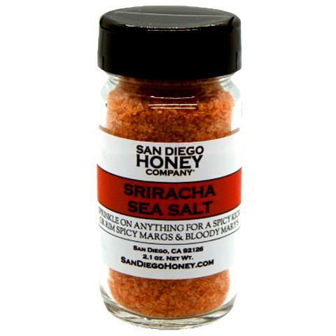 Habanero Honey, Habanero Olive Oil and Sriracha Sea Salt Gift Set | San Diego Honey Company®