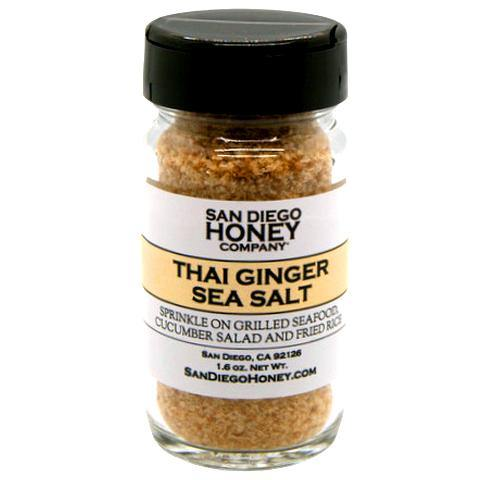 Thai Ginger Sea Salt