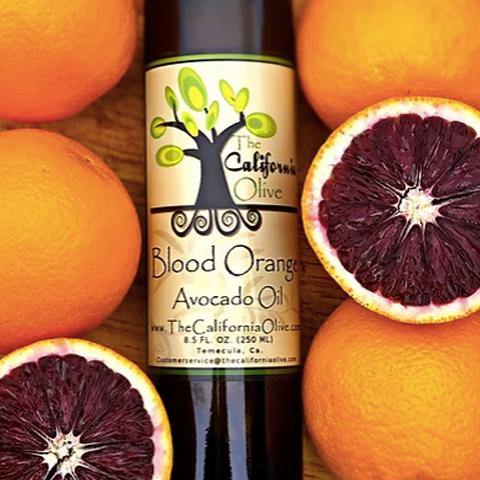 Blood Orange Avocado Oil