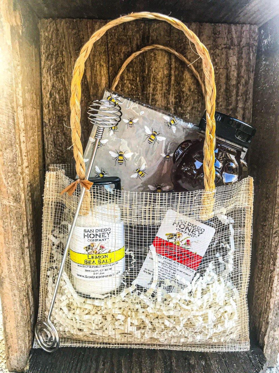 Cocktail Gift Bag | San Diego Honey Company®