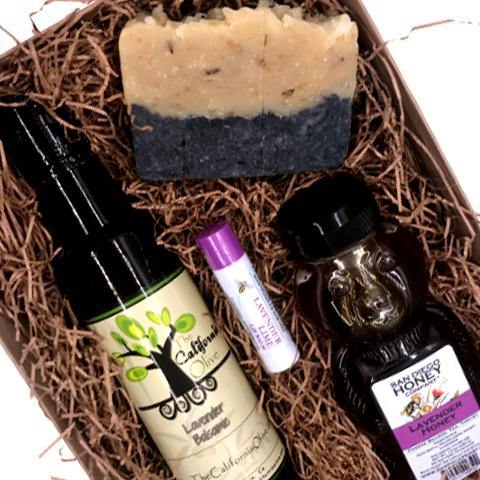 Lovely Lavender Gift Set - San Diego Honey Company®