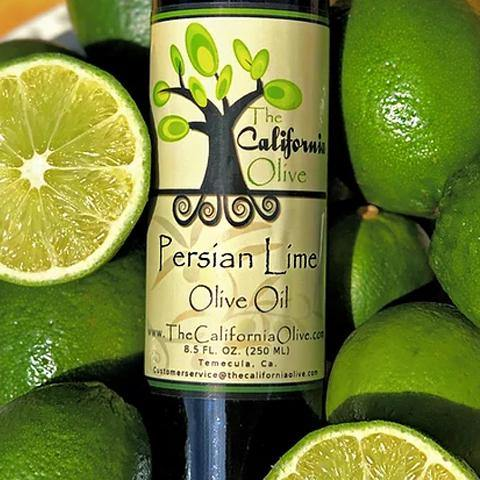 Persian Lime Extra Virgin Olive Oil - San Diego Honey Company®