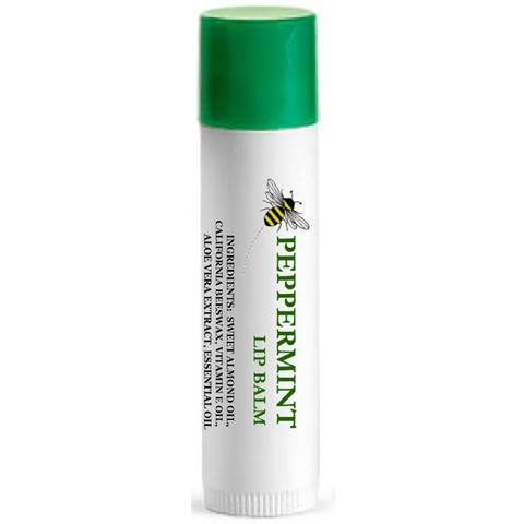 Peppermint Lip Balm - San Diego Honey Company®