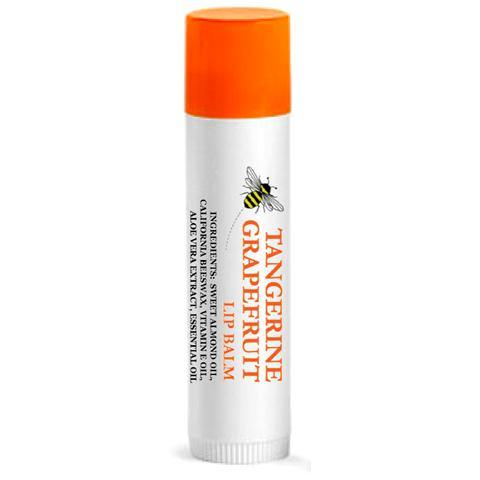 Tangerine Grapefruit Lip Balm - San Diego Honey Company®