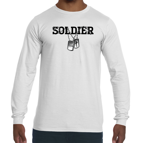 Soldier of Christ - Long Sleeve