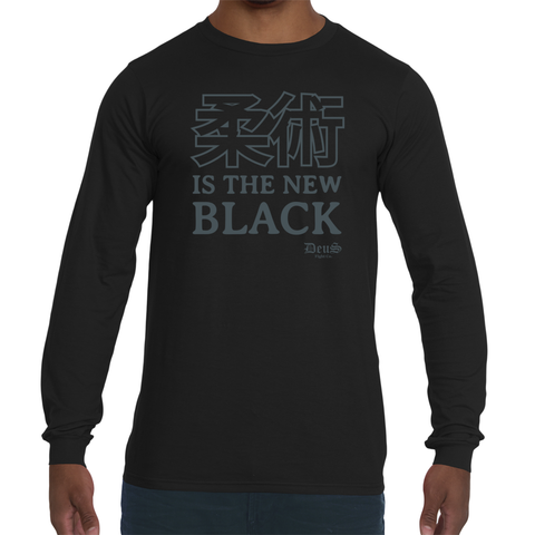 Jiu Jitsu is the New Black - Long Sleeve