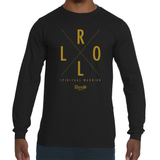 Spiritual Warrior - Rolling Keeps us Humble - Long Sleeve