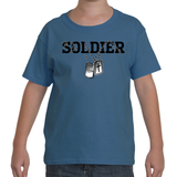 Soldier of Christ - Kids Shirt