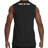 Sleeveless Fear No Evil Shirt
