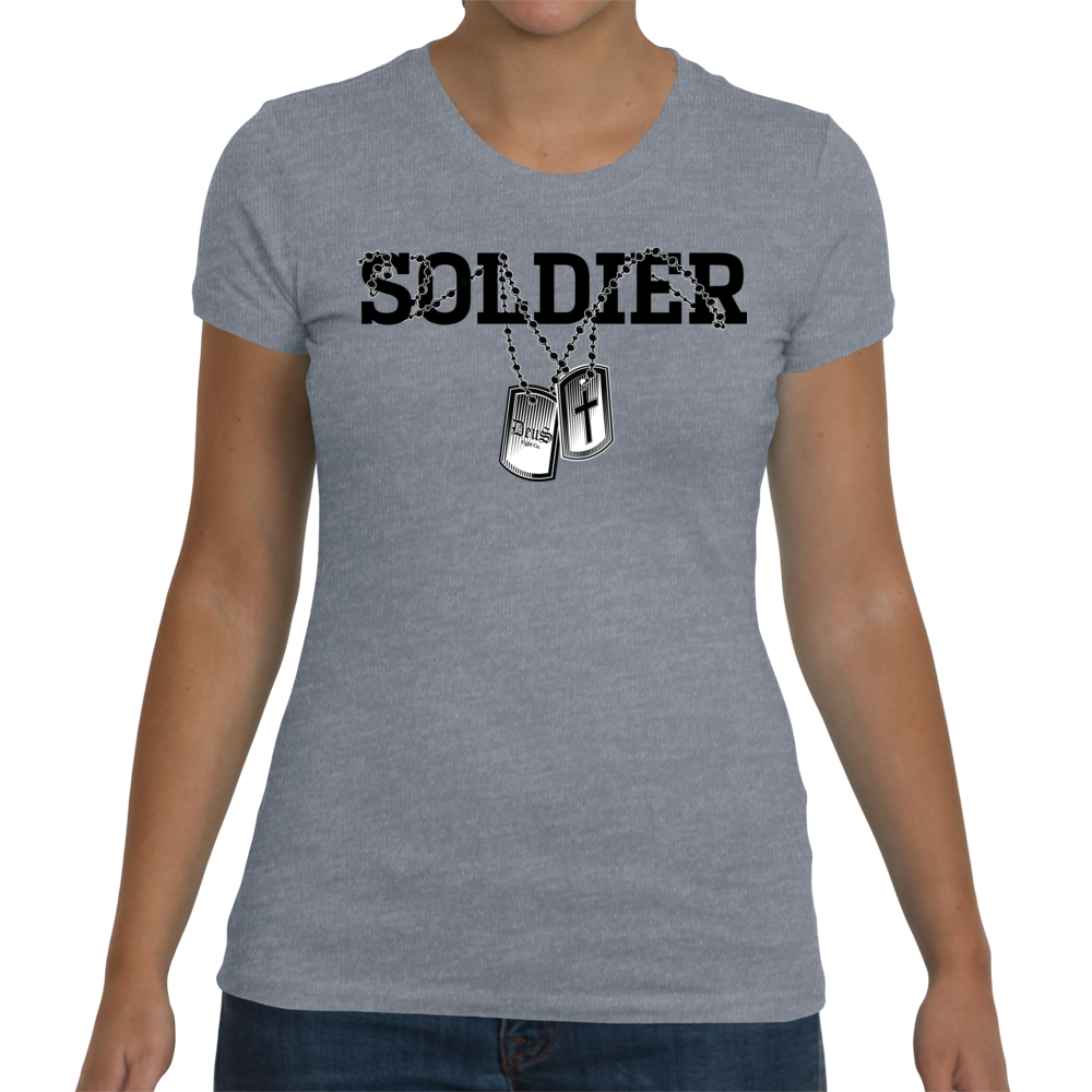 Soldier of Christ - Women